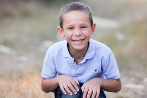 Professional San Antonio child portrait