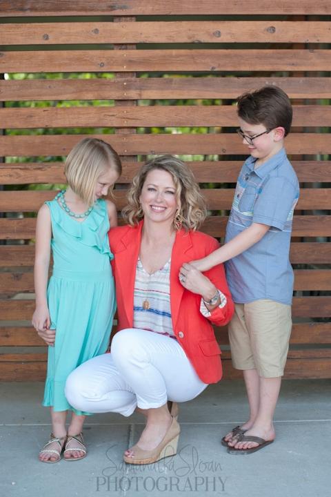 downtown San Antonio family photographer