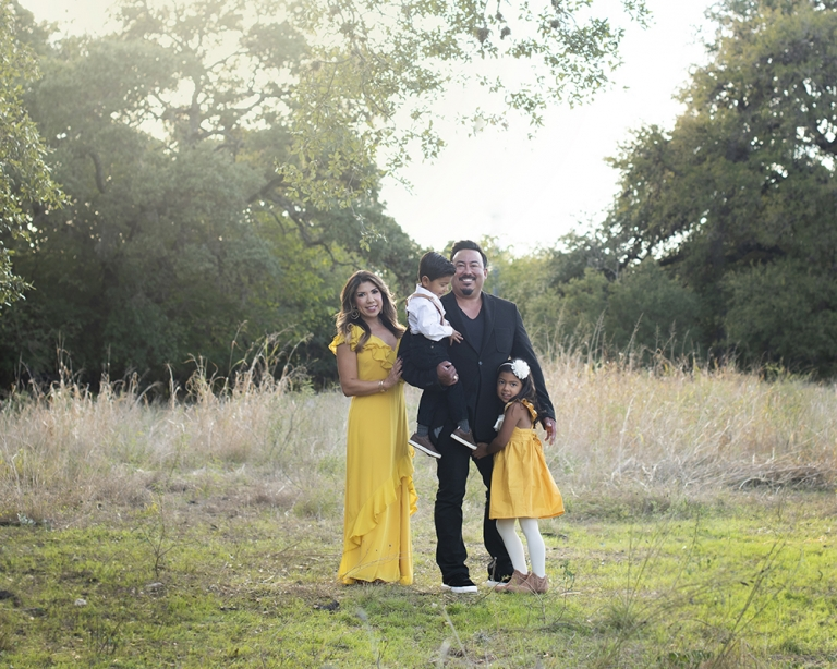 San Antonio Family Mini Photo Session