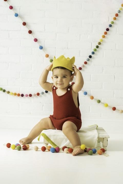San Antonio Baby Milestone Session
