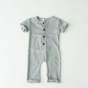 Baby Romper Used For Milestone Sessions For Samantha Sloan Photography