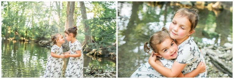 River Mini Photo Session Done By San Antonio Professional Photographer