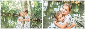 River Mini Photo Session Done By San Antonio Professional Photographer